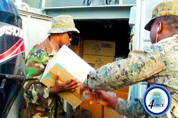 PAHO Donates Four Tonnes in Medical Supplies