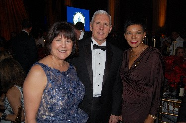 Ambassador Audrey Marks Meets U.S. Vice President-Elect Mike Pence