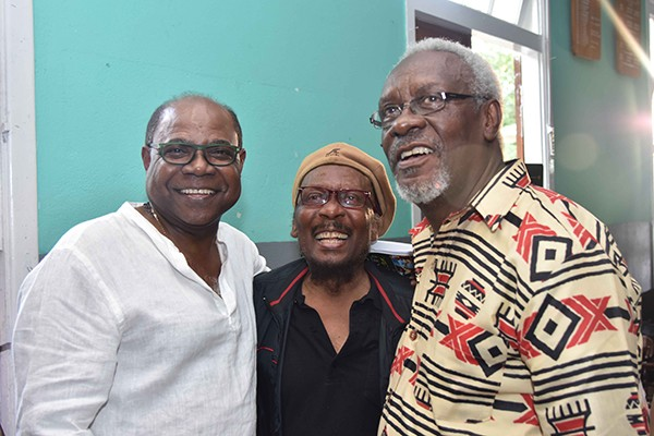 IRIE FM Lifetime Award conferred on Jimmy Cliff a Music Icon
