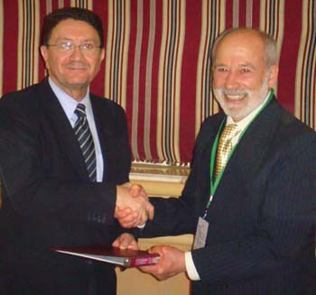 Dr. Taleb Rifai is the new chairman of the IIPT International Advisory Board