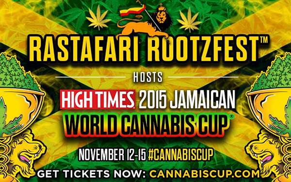 Rastafari Rootzfest™ partners with High Times® to produce first Ganja Festival